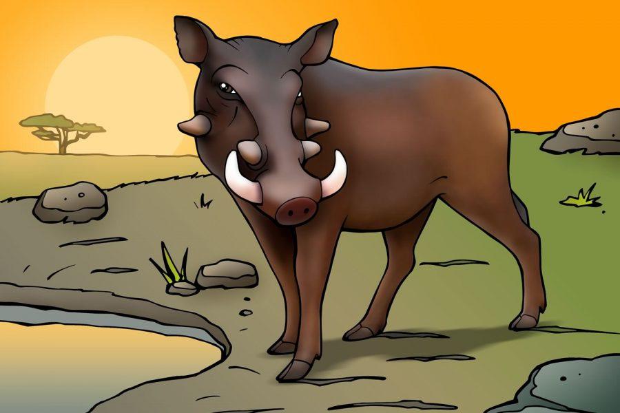 Wrattenzwijn
