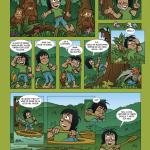 Strip: waar zijn alle dieren?